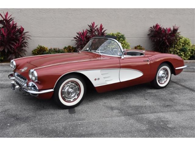 1960 Chevrolet Corvette | 923809
