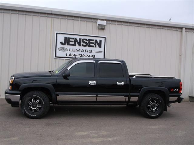 2007 Chevrolet Silverado | 923821