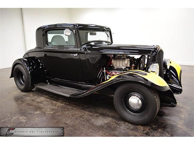 1932 DeSoto 2-Dr Coupe | 923829