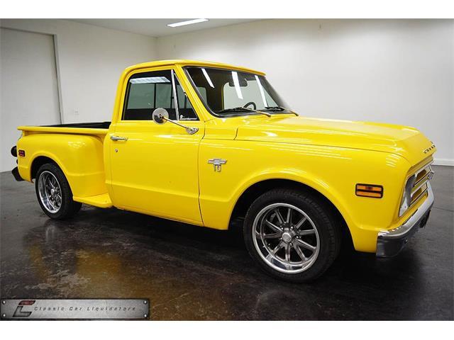 1968 Chevrolet C/K 10 | 923830