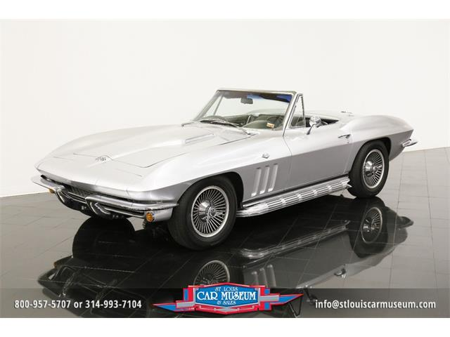 1966 Chevrolet Corvette Sting Ray Convertible | 923833