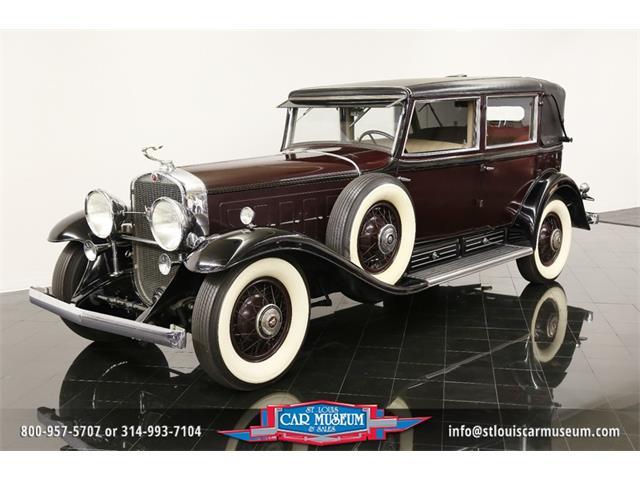 1931 Cadillac V-16 Madam-X Landau Sedan | 923835