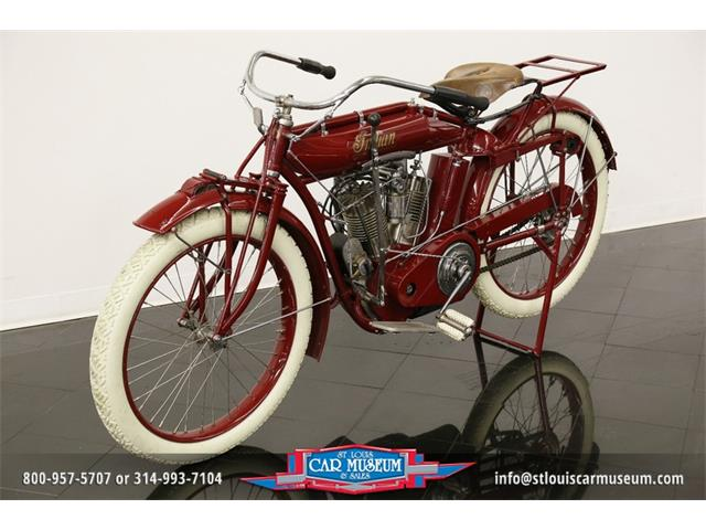 1914 Indian Motorcycle | 923838