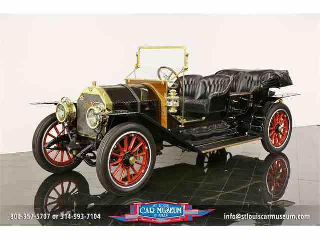 1912 Simplex Model 38 Holbrook Tourer | 923840