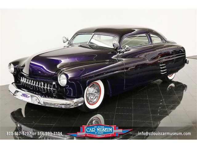 1949 Mercury Eight Deluxe Coupe Lead Sled | 923842