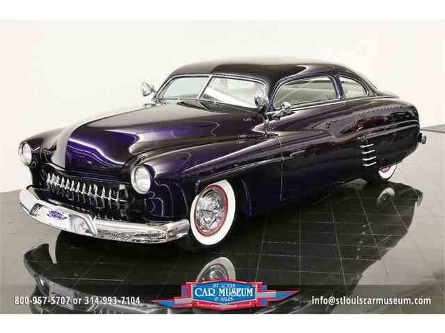 1949 Mercury Eight Deluxe Coupe Lead Sled