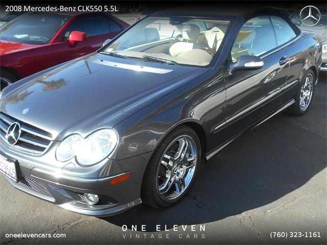 2008 Mercedes-Benz CLK550 | 923847
