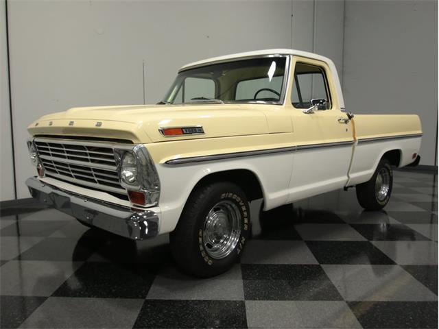 1968 Ford F100 | 923852