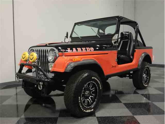 1980 Jeep CJ7 | 923855