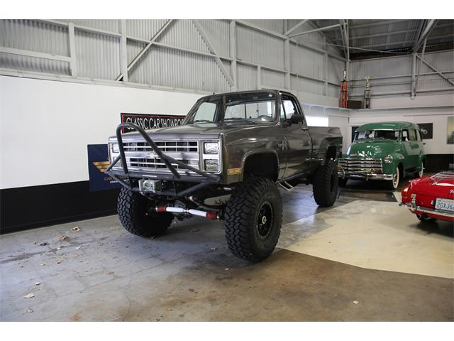 1986 Chevrolet C/K 10 | 923861