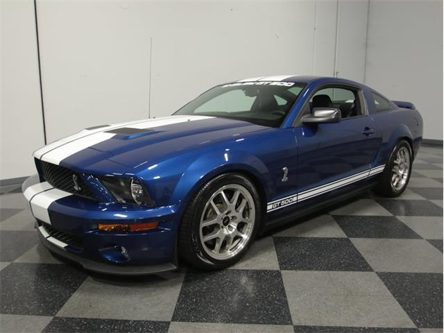 2008 Shelby GT500 | 923864