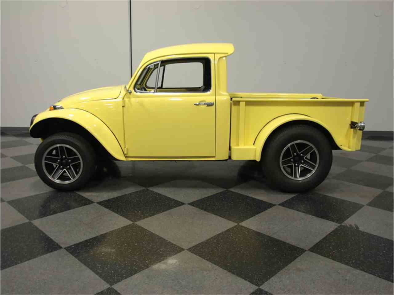 1970 volkswagen baja beetle truck for sale cc 923868. Black Bedroom Furniture Sets. Home Design Ideas