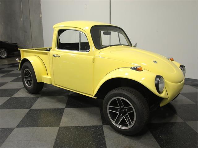 1970 Volkswagen Baja Beetle Truck For Sale Classiccars