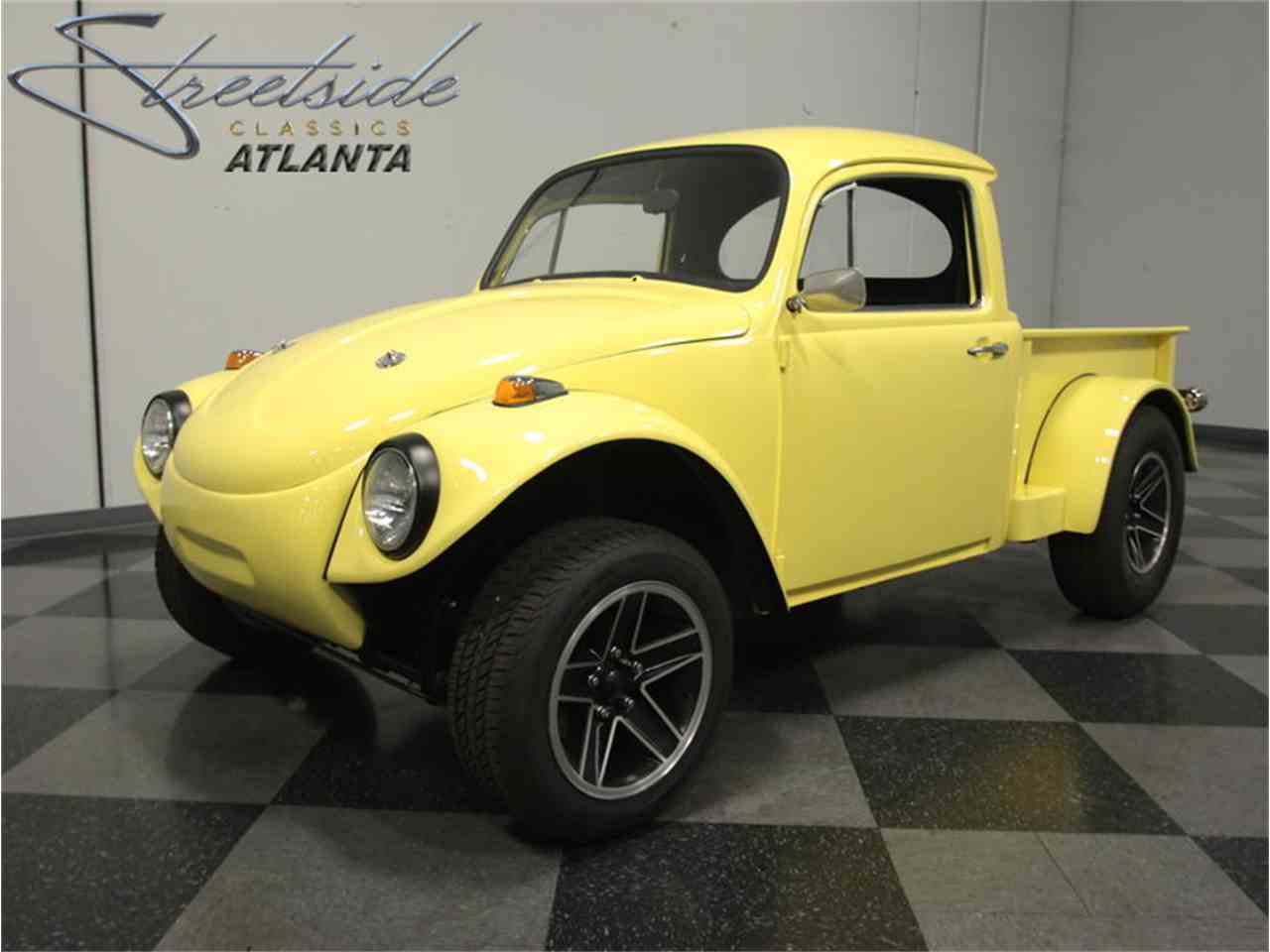 Large Picture of '70 Baja Beetle Truck - JSV0