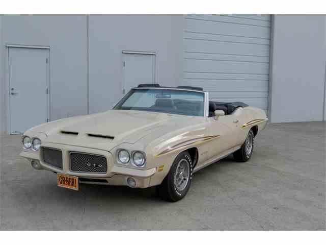 1971 Pontiac GTO | 923870
