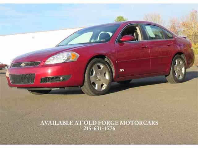 2007 Chevrolet Impala SS | 923876