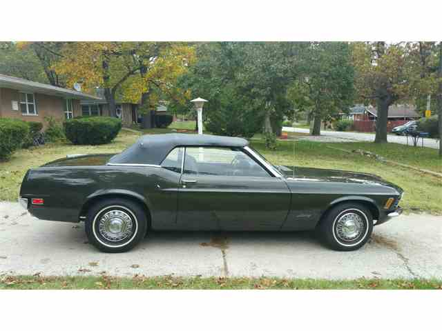 1970 Ford Mustang | 923877