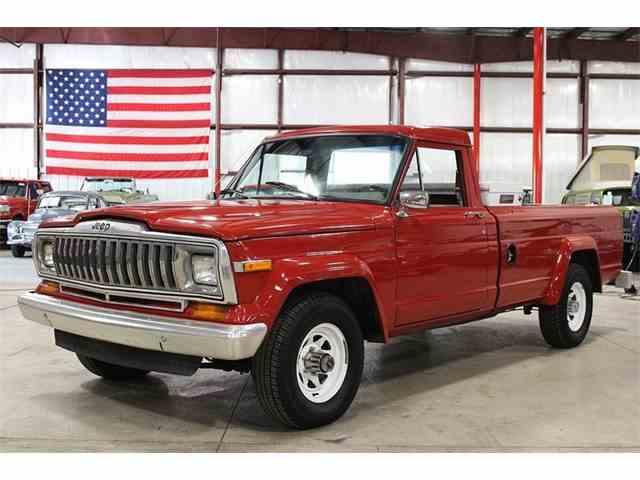 1984 Jeep CJ | 923878