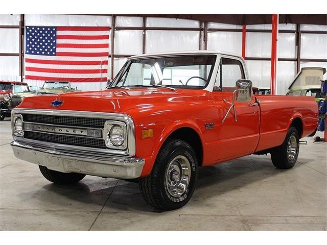 1970 Chevrolet C/K 10 | 923880