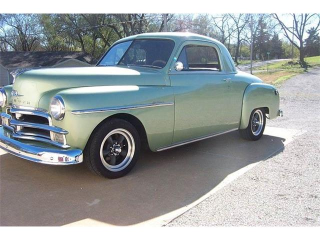 1950 Plymouth Business Coupe | 923890