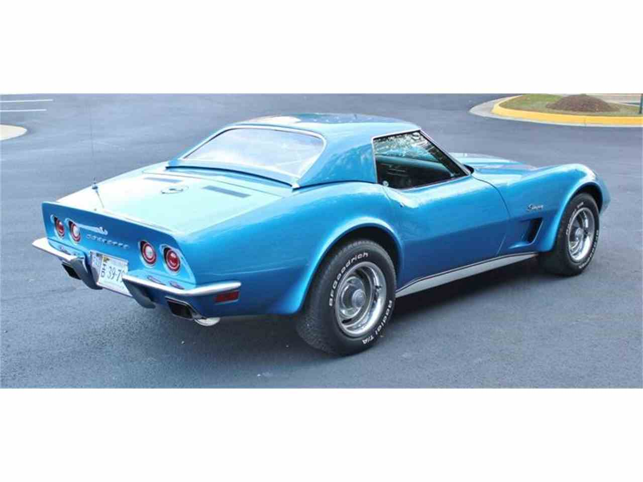 Picture of 1973 chevrolet corvette coupe exterior - Photo 5