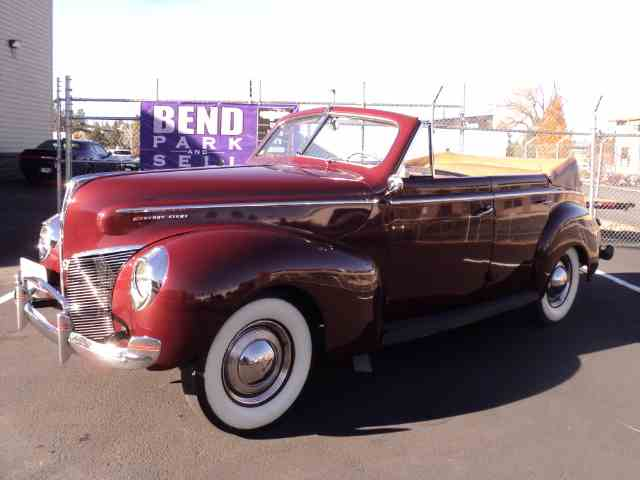 1940 Mercury 4-Dr Sedan | 923900
