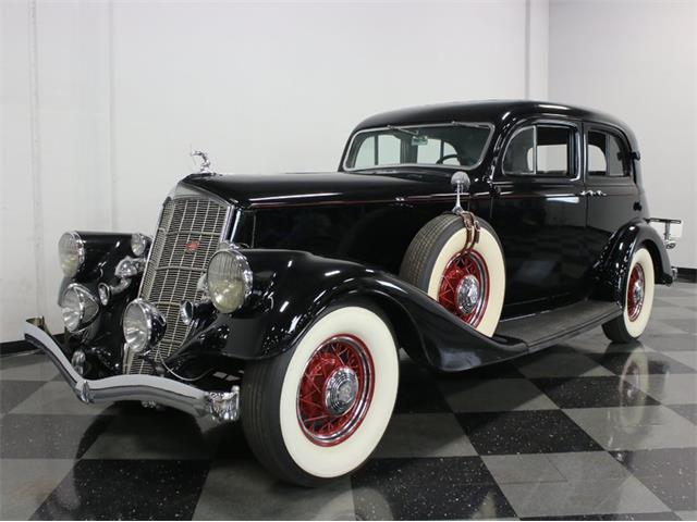 1934 Pierce-Arrow 836A | 923910