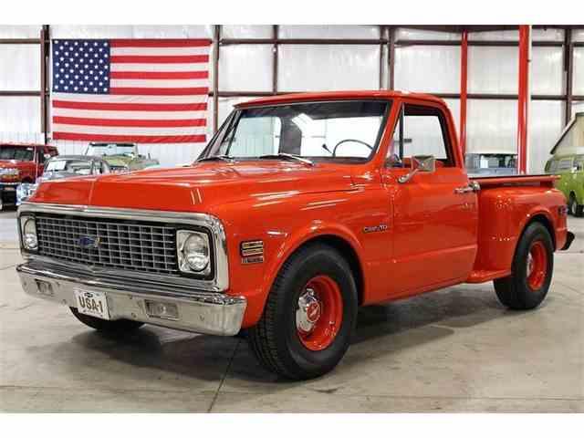 1972 Chevrolet C/K 10 | 923917