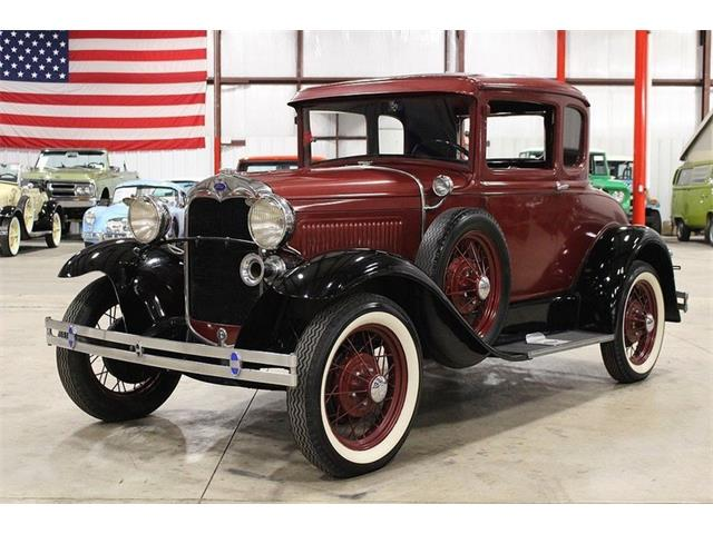 1931 Ford Model A | 923918