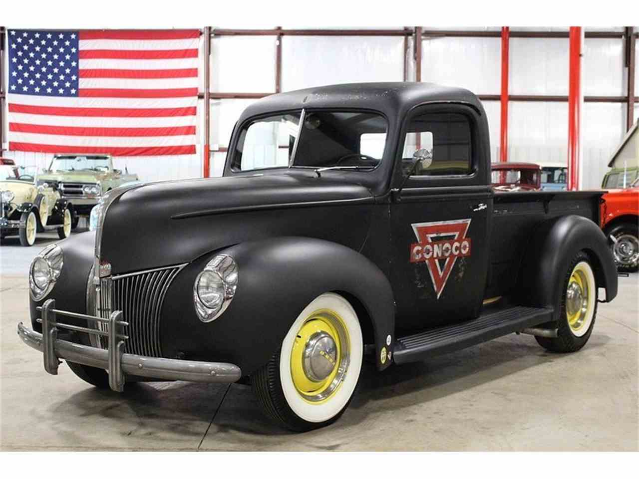 1940 ford pickup for sale cc 923920. Black Bedroom Furniture Sets. Home Design Ideas
