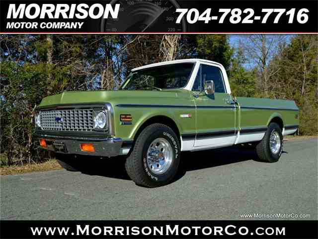 1972 Chevrolet C/K 20 | 923928