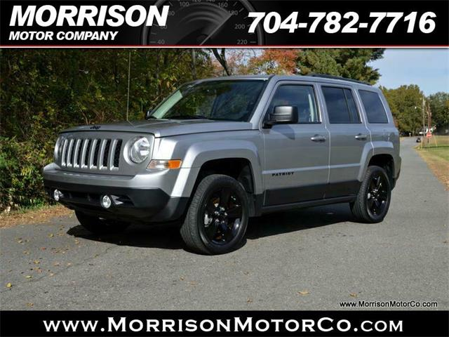 2015 Jeep Patriot | 923929
