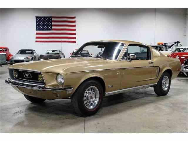 1968 Ford Mustang | 923939
