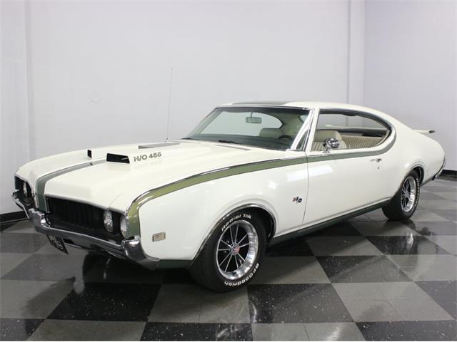 1969 Oldsmobile 442 Hurst/Olds Tribute | 923940