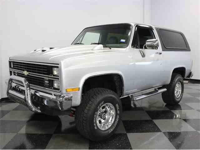 1984 Chevrolet Blazer | 923941