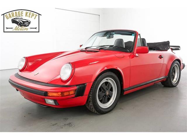 1989 Porsche 911 | 923944