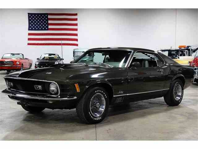 1970 Ford Mustang Mach 1 | 923951
