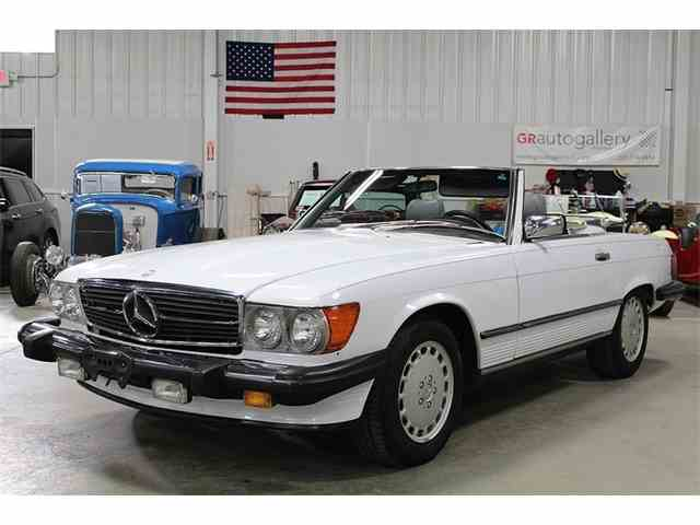 1987 Mercedes-Benz 560SL | 923961