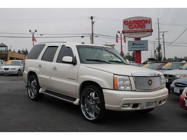 2003 Cadillac Escalade | 923963