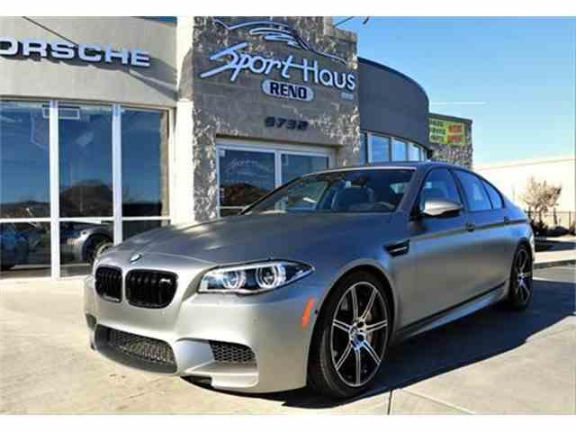 2015 BMW M5 | 923971