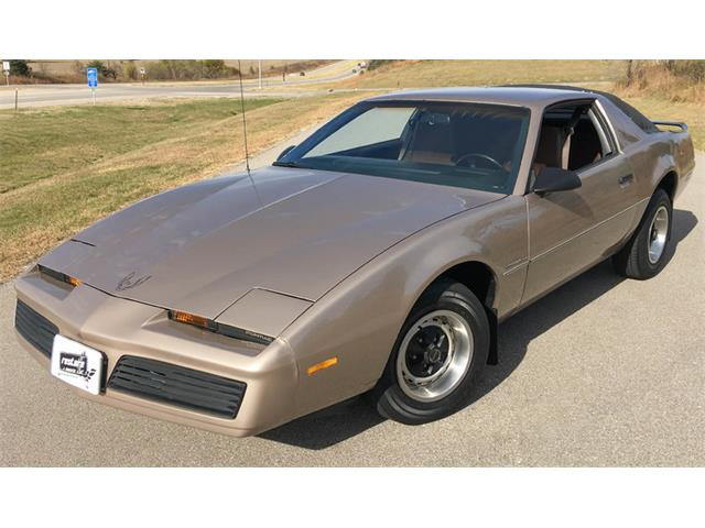 1984 Pontiac Firebird Trans Am | 923977