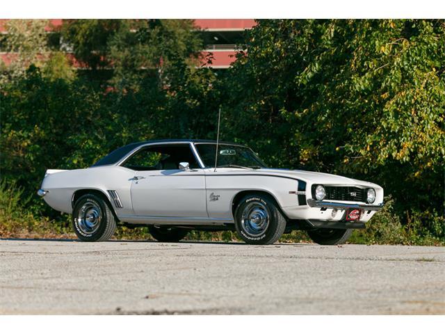 1969 Chevrolet Camaro | 923979