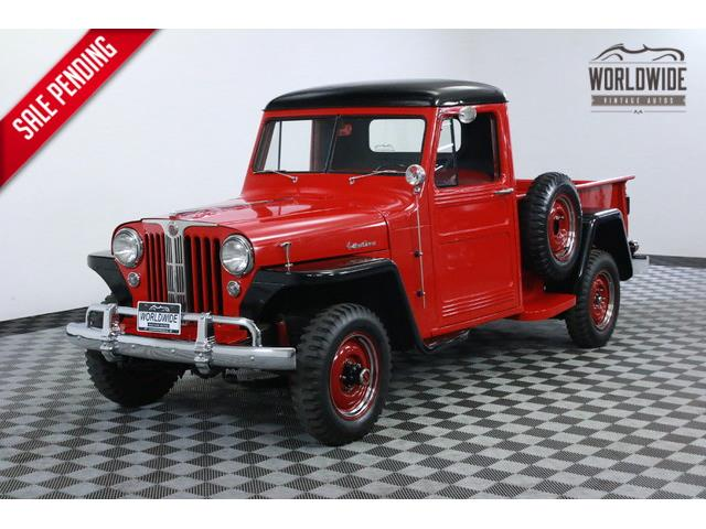 1948 Willys Pickup | 924001