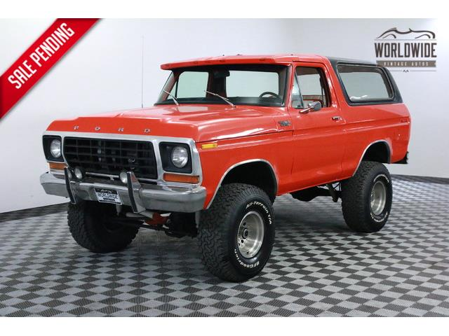 1978 ford bronco for sale on 7 available. Cars Review. Best American Auto & Cars Review