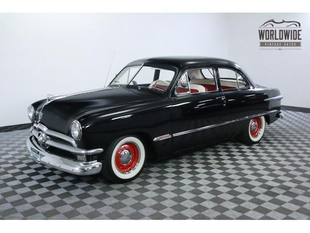 1950 Ford Tudor | 924004