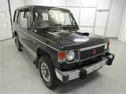 1990 Mitsubishi Pajero for Sale - CC-924014