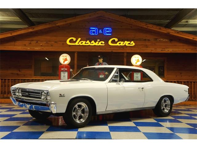 1967 Chevrolet Chevelle | 924023