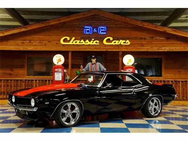 1969 Chevrolet Camaro | 924024