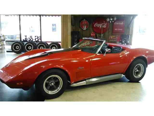 1973 Chevrolet Corvette | 924029