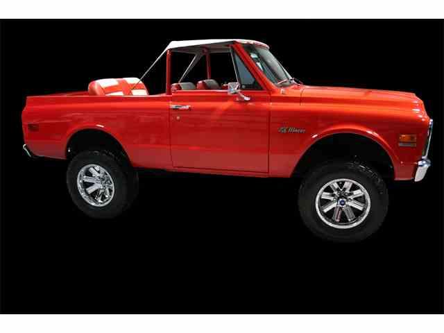 1971 Chevrolet Blazer   924039